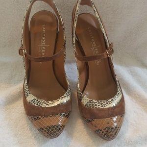 latitude Femme Shoes - Latitude Femme Mary Jane's